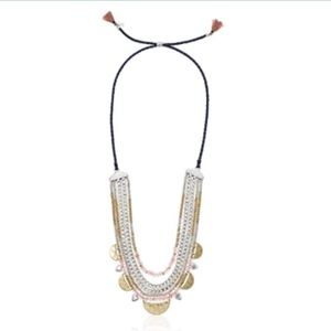 Lucky Brand - Statement Collar Two Tone Necklace
